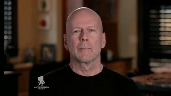 Wounded Warrior Project TV Spot, 'Amazing Young Man' Featuring Bruce Willis - 2110 commercial airings