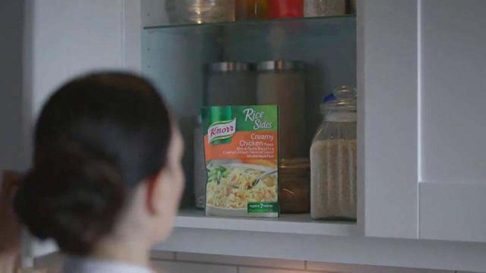 Knorr Rice Sides TV Commercial, 'Platillo principal' con Einav Gefe