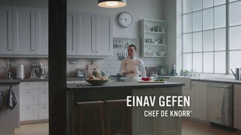 Knorr Rice Sides TV Spot, 'Platillo principal' con Einav Gefen [Spanish] - Thumbnail 1