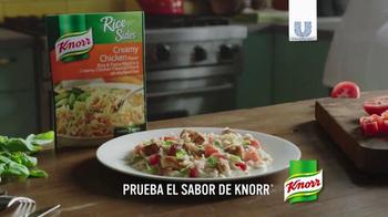 Knorr Rice Sides TV Spot, 'Platillo principal' con Einav Gefen [Spanish] - Thumbnail 10