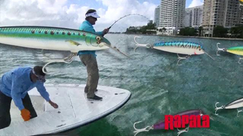Rapala TV Spot, \'The World Record\'
