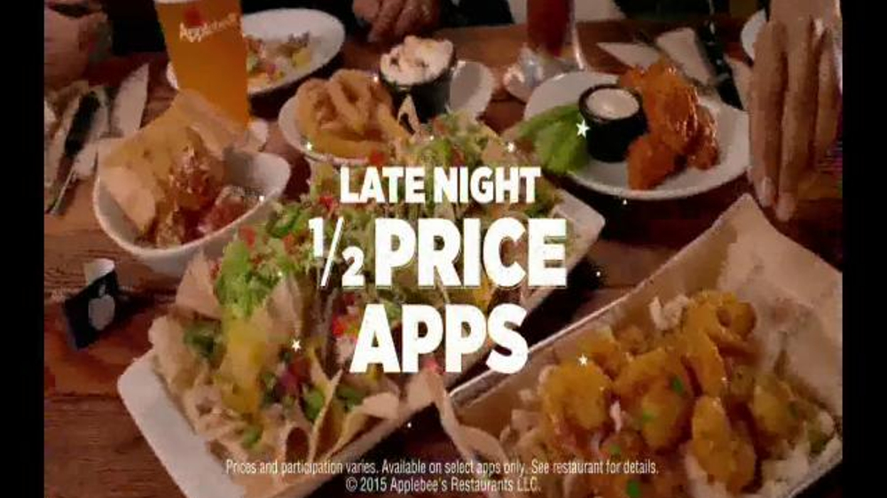 I for one love half priced appetizers after 9. But this isn't really a hot deal, they have been running this for the last ten years in my region Reply Helpful Comment? 0 0.