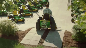 John Deere Z435 TV Spot, 'Don't Sit at Your Computer' - Thumbnail 4