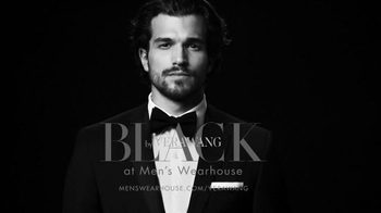 Men's Wearhouse TV Spot, 'Black by Vera Wang' Ft. Vera Wang