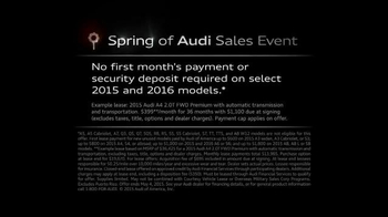 Audi A6 TV Spot, 'Spring of Audi Sales Event: Teenager' - Thumbnail 7