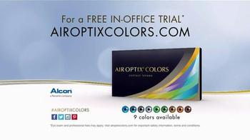 Air Optix Colors TV Spot, 'Style' - Thumbnail 10
