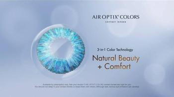 Air Optix Colors TV Spot, 'Style' - Thumbnail 8