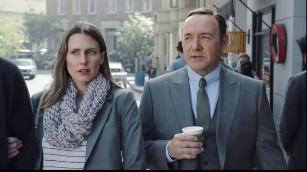 E*TRADE TV Commercial, 'Opportunity is Everywhere: Beard' Featuring Kevin Spacey