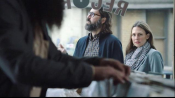E*TRADE TV Spot, 'Opportunity is Everywhere: Beard' Featuring Kevin Spacey - Thumbnail 1