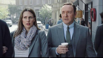 E*TRADE TV Spot, 'Opportunity is Everywhere: Beard' Featuring Kevin Spacey - 2905 commercial airings