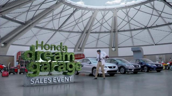 Honda Dream Garage Sales Event: 2015 Honda Accord LX TV Spot, 'Trimmers' - 1327 commercial airings