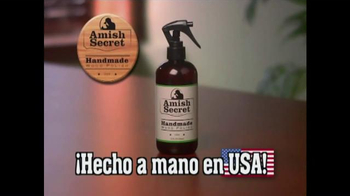 Amish Secret TV Spot, 'Compre Amish Secret' [Spanish]