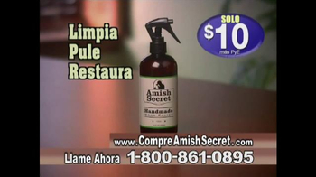 Amish Secret TV Spot, 'Compre Amish Secret' [Spanish] - Thumbnail 6