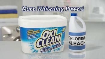 OxiClean White Revive TV Spot, 'No Bleach Accidents' - Thumbnail 2