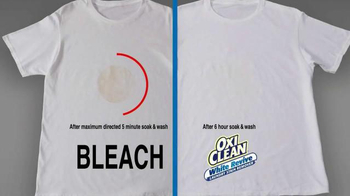 OxiClean White Revive TV Spot, 'No Bleach Accidents' - Thumbnail 5