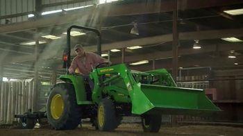 John Deere E Series Tractors TV Spot, 'Ron's Advice'