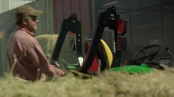 John Deere E Series Tractors TV Spot, 'Ron's Advice' - Thumbnail 1