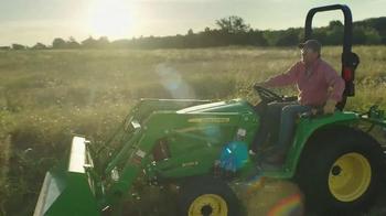 John Deere E Series Tractors TV Spot, 'Ron's Advice' - Thumbnail 2