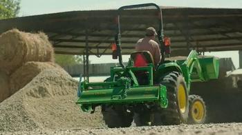 John Deere E Series Tractors TV Spot, 'Ron's Advice' - Thumbnail 3