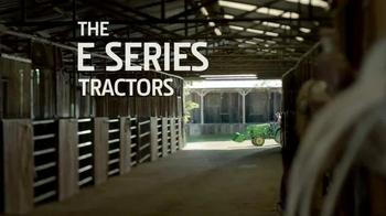 John Deere E Series Tractors TV Spot, 'Ron's Advice' - Thumbnail 6