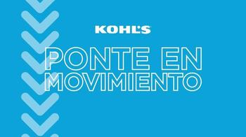 Kohl's TV Spot, 'Ponte en Movimento' [Spanish] - Thumbnail 2
