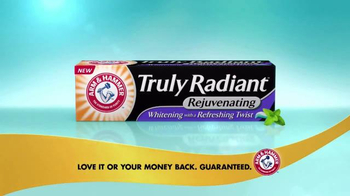 Arm and Hammer Truly Radiant TV Spot, 'Rejuvenating' Feat. Alison Sweeney - Thumbnail 10