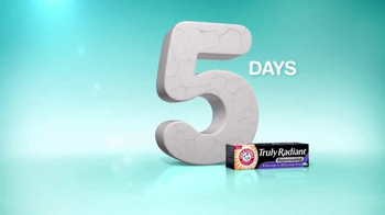 Arm and Hammer Truly Radiant TV Spot, 'Rejuvenating' Feat. Alison Sweeney - Thumbnail 5