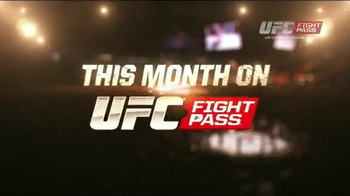 UFC Fight Pass TV Spot, 'March Exclusives' - Thumbnail 1