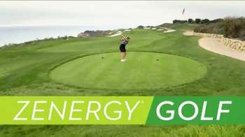 Chico's Spring 2015 Zenergy Golf Collection TV Spot, 'Focus and Out Drive' - Thumbnail 1