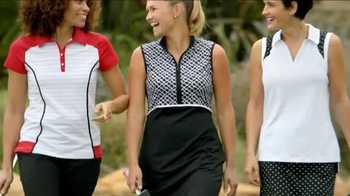 Chico's Spring 2015 Zenergy Golf Collection TV Spot, 'Focus and Out Drive' - Thumbnail 2