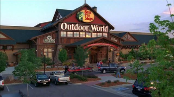 Bass Pro Shops TV Spot, 'More Than a Store' Featuring Kendall Newson - Thumbnail 1