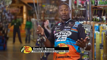 Bass Pro Shops TV Spot, 'More Than a Store' Featuring Kendall Newson - 81 commercial airings