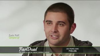 FanDuel Fantasy Baseball One-Day Leagues TV Spot, 'Play to Win'