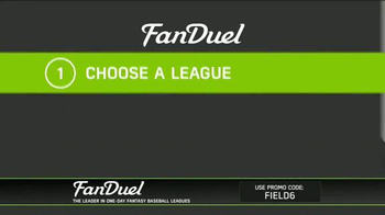 FanDuel Fantasy Baseball One-Day Leagues TV Spot, 'Play to Win' - Thumbnail 3