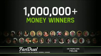 FanDuel Fantasy Baseball One-Day Leagues TV Spot, 'Play to Win' - Thumbnail 7
