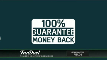 FanDuel Fantasy Baseball One-Day Leagues TV Spot, 'Play to Win' - Thumbnail 8