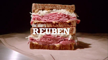 Arby's Reuben TV Spot, 'Stay Positive' - Thumbnail 8