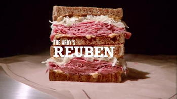 Arby's Reuben TV Spot, 'Stay Positive' - Thumbnail 9