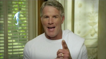 MicroTouch Tough Blade TV Spot, \'A Breakthrough in Shaving\' Ft. Brett Favre
