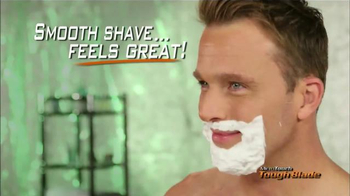 MicroTouch Tough Blade TV Spot, 'A Breakthrough in Shaving' Ft. Brett Favre - Thumbnail 5