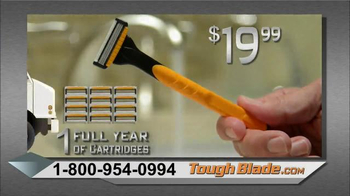MicroTouch Tough Blade TV Spot, 'A Breakthrough in Shaving' Ft. Brett Favre - Thumbnail 6