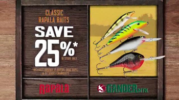 Gander Mountain TV Spot, 'Get On the Water' - Thumbnail 4