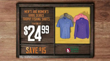 Gander Mountain TV Spot, 'Get On the Water' - Thumbnail 5