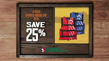 Gander Mountain TV Spot, 'Get On the Water' - Thumbnail 6