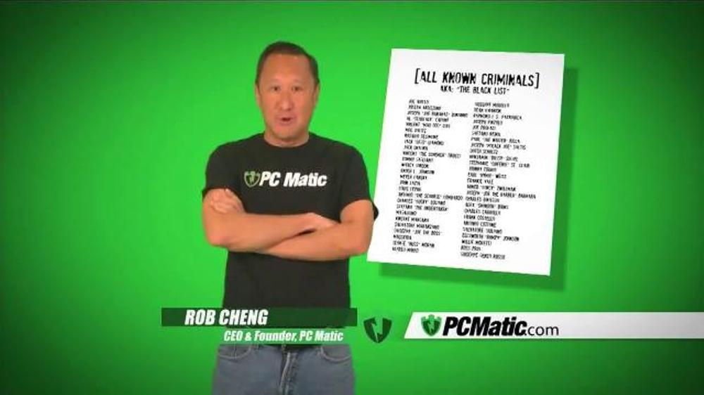 PCMatic.com TV Commercial, 'Whitelist'