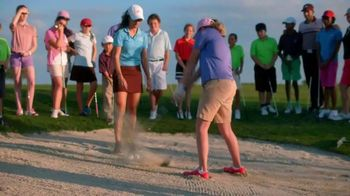 The First Tee TV Spot, 'Better People' Featuring Sergio Garcia