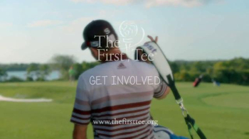 The First Tee TV Spot, 'Better People' Featuring Sergio Garcia - Thumbnail 9