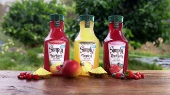 Simply Beverages TV Spot, 'Missing Something'