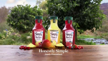 Simply Beverages TV Spot, 'Missing Something' - Thumbnail 10