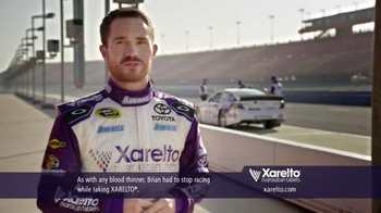 Xarelto TV Spot, 'Reduce Your Risk' Featuring Kevin Nealon, Brian Vickers - Thumbnail 1